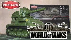 <b>Конструктор Zormaer</b> (World of Tanks) - СУ-122 А - YouTube
