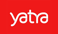 Buy Yatra Gift Cards Online in India using any wallet.