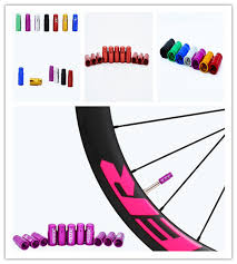 <b>1PC Bike Wheel Tire</b> Covered Protector Bicycle Valve Cap Road ...