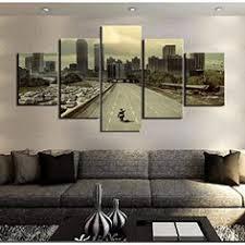 <b>Modular Pictures</b> HD Printed Canvas Frame Painting Home <b>Wall</b> Art ...