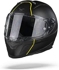 nexx <b>x</b>.r2 <b>dark</b> division metal <b>black carbon</b> matt full face helmet m