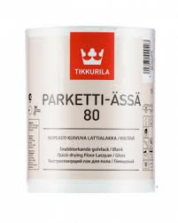 Глянцевый паркетный <b>лак Tikkurila Parketti</b> - <b>Assa</b> 80 (<b>Тиккурила</b> ...