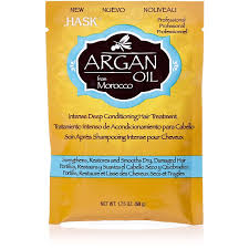 <b>Hask</b> Argan <b>Oil</b> Repairing Deep Conditioner Packette | Ulta Beauty