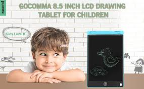 <b>Gocomma 8.5 inch LCD</b> Drawing Tablet for Children For Just $4.99 ...