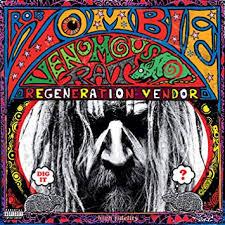 <b>Rob Zombie</b> - <b>Venomous</b> Rat Regeneration Vendor - Amazon.com ...