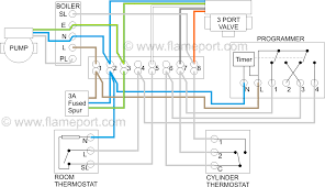 y plan central heating system y plan wiring diagram