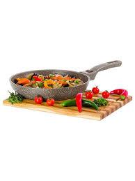 <b>Сковорода</b> глубокая для индукционных плит с антипригарным ...