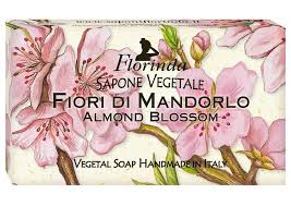 FLORINDA <b>Мыло</b> растительное, цветок миндаля / <b>Fiori</b> Di ...