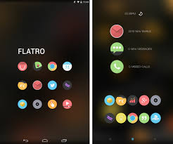 10 great icon packs to liven up your android basic icons flat icons 1000