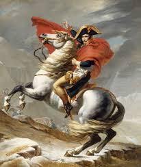 class french revolution cbse a few good things jacques louis david bonaparte franchissant le grand saint bernard 20 mai 1800 google art project