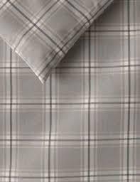 <b>Vintage</b> Check <b>Brushed</b> Cotton Bedding Set | M&S