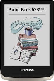 Цветная <b>электронная книга PocketBook</b> 633 Color доступна для ...