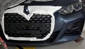 Новый BMW 4-Series получит огромную <b>решетку</b> радиатора ...