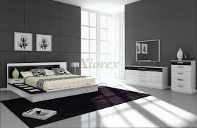 draco black and white contemporary bedroom furniture sets xiorex black and white bedroom furniture