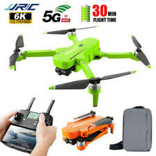 2020 <b>JJRC X17</b> RC 5G WIFI Drone With Dual <b>6K</b> HD Camera GPS ...