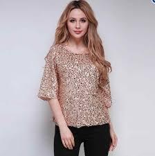 <b>Plus Size</b> 5XL korean style Top Sexy Sleeveless blouse <b>Sequined</b> ...