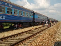 Resultado de imagen para fotos de trenes en cuba
