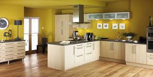 yellow paint colors for kitchen walls