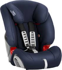 <b>Автокресло Britax Roemer Evolva</b> 123 Moonlight Blue Trendline ...