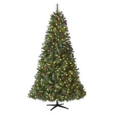 Pre-decorated - Pre-Lit Christmas Trees - Artificial Christmas Trees ...