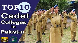 Top 10 Cadet Colleges In Pakistan - YouTube
