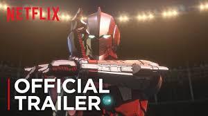 <b>Ultraman</b> | Official Trailer [HD] | Netflix - YouTube