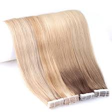 Neitsi Tape In Human Hair Extensions Straight Human Hair Human ...