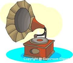 Image result for gramophone clipart