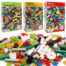 <b>500Pcs</b> 1000Pcs City DIY Creative Building Blocks Bulk Sets ...