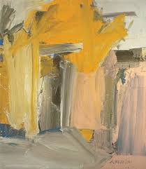 Willen de Kooning: 'Door to the river', 1960