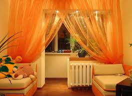 ideas burnt orange: amazing burnt orange and brown curtains about remodel home burnt red