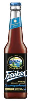 Купить <b>Газированный напиток БАЙКАЛ 1977</b> в стеклянной ...