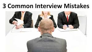 3 common interview mistakes interview hiring expert lisa 3 common interview mistakes interview hiring expert lisa peterson interviewing tips for men