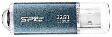 Флешка <b>Silicon Power Marvel</b> M01 32GB — купить по выгодной ...