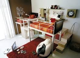 amazing loft bed with ladder amazing loft bed desk