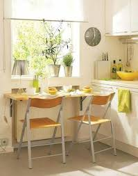 table for kitchen:  small kitchen design with breakfast bar
