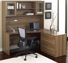 perfect l shaped desk with hutch home office to apply brilliant office room idea implemented brilliant corner office desk