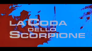 The Case of the <b>Scorpion's</b> Tail <b>Original</b> Italian Trailer (Sergio ...