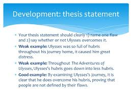 common essay errors and how to fix them  your thesis statement  your thesis statement should clearly   one flaw and  say whether