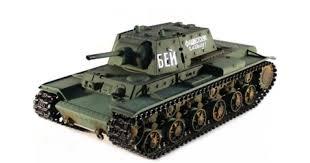 Купить <b>Радиоуправляемый танк Taigen</b> 1:16 <b>Russia</b> KV-1 HC 2.4 ...