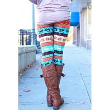 <b>Stylish Elastic Waist Christmas</b> Print Slimming Pants For Women ...