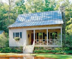 images about house hunting on Pinterest   Floor plans  House    Would be perfect to put up by my parents someday 😊 This Southern Living house plan is cabin living at its best  An open living room   a fireplace