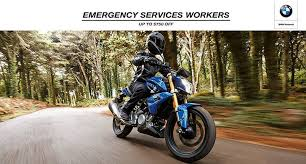 <b>BMW</b> - <b>Emergency</b> Services Workers Purchase Offer