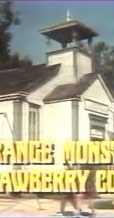 The <b>Strange Monster</b> of Strawberry Cove (TV Movie 1971) - IMDb