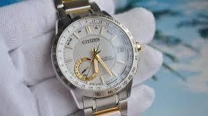 <b>Citizen</b> F150 CC3006-58A GPS - YouTube