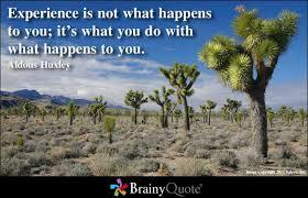 Experienced Quotes. QuotesGram