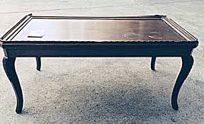 Coffee Table Into A Bench Repurpose A Coffee Table Into A Bench