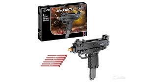 <b>Конструктор cada deTech пистолет-пулемет</b> Micro Uzi купить в ...