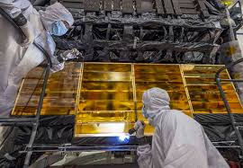 NASA makes the James Webb Telescope a <b>looker</b> with a <b>heart</b> of ...