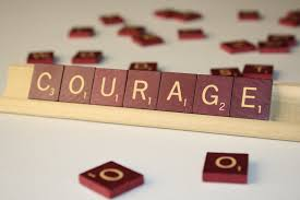 short essay on courage
